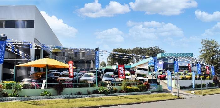 Gold Coast Car Warehouse