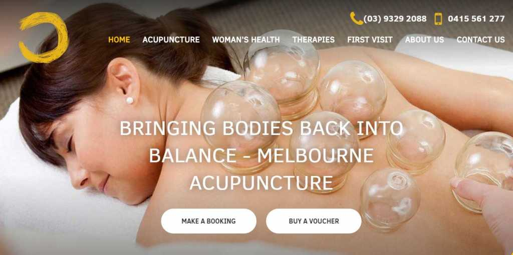 Best Acupuncture Specialists in Melbourne
