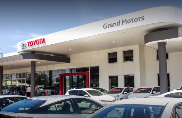 Grand Motors Toyota