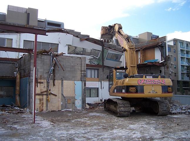 Gumdale Demolition