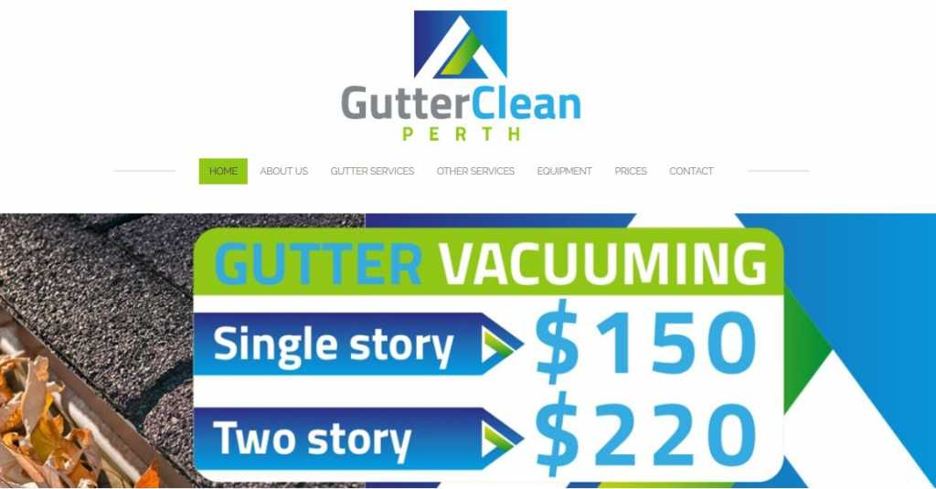 GutterClean Perth