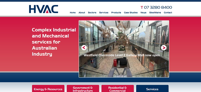 HVAC Australia Pty Ltd