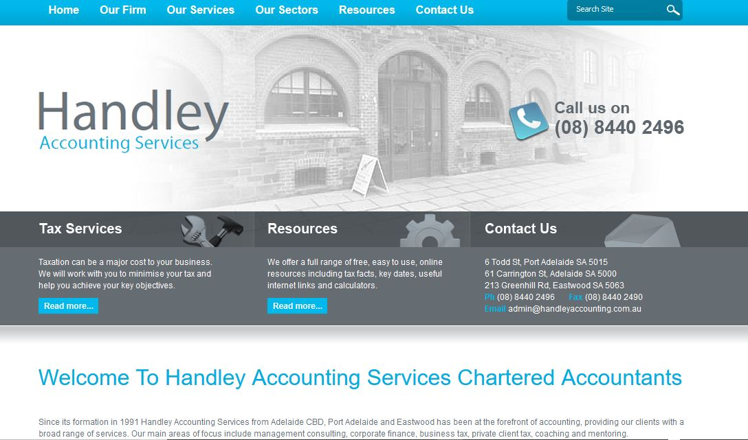 Handley Accounting Services
