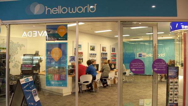 Helloworld Travel Hobart