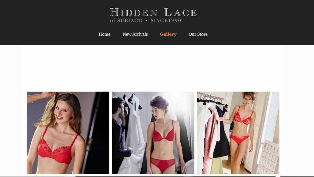 Hidden Lace