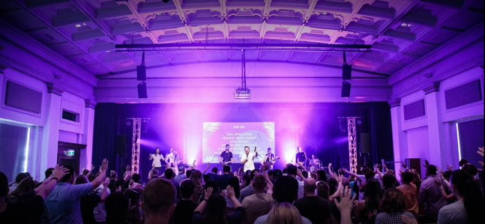 Hillsong - Brisbane Downtown Campus