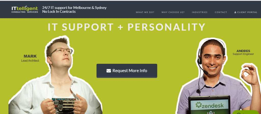 Best IT Services in Melbourne