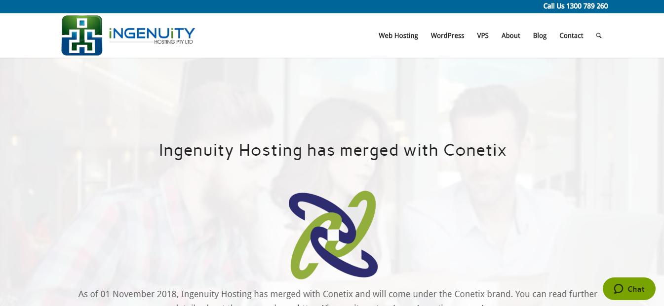 Ingenuity Hosting Pty Ltd