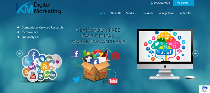 "KM Digital Marketing ""ancho ="" 700 ""altura ="" 310 ""srcset ="" https://bestinau.com.au/wp-content/uploads/2019/07/KM-Digital-Marketing.jpg 700w, https: // bestinau.com.au/wp-content/uploads/2019/07/KM-Digital-Marketing-300x133.jpg 300w, https://bestinau.com.au/wp-content/uploads/2019/07/KM-Digital -Marketing-696x308.jpg 696w ""tamaños ="" (ancho máximo: 700px) 100vw, 700px"