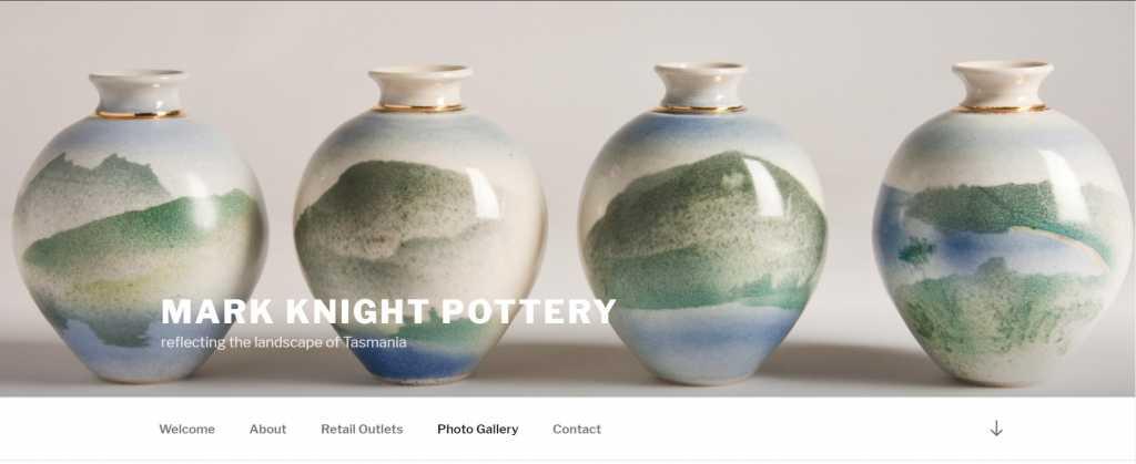 Mark Knight Pottery