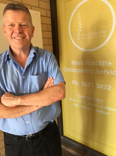Mark Ratcliffe - Mark Ratcliffe Osteopathic Services