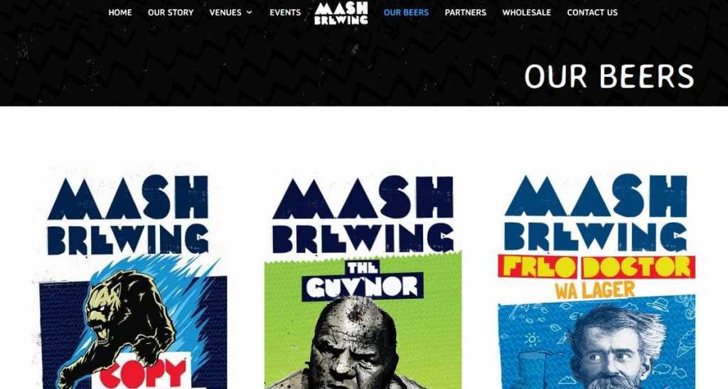 Mash Brewing