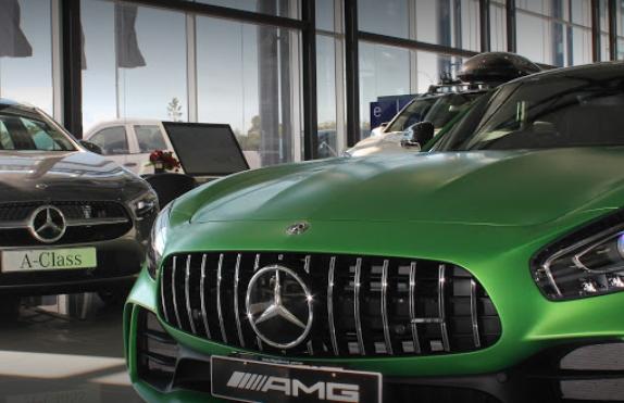 Mercedes-Benz Gold Coast