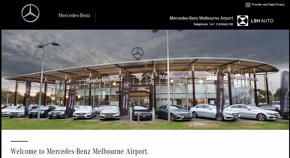 Best Mercedes-Benz Dealers in Melbourne