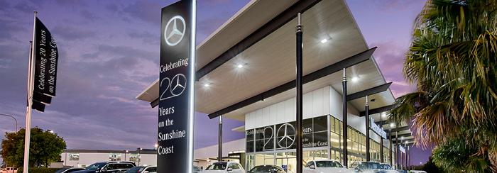 Mercedes-Benz Sunshine Coast
