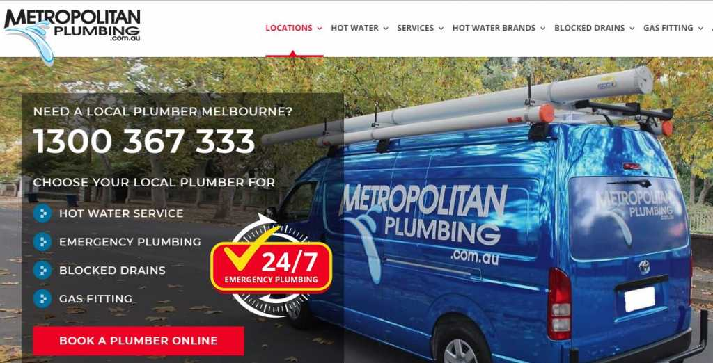 Best Plumbers in Melbourne