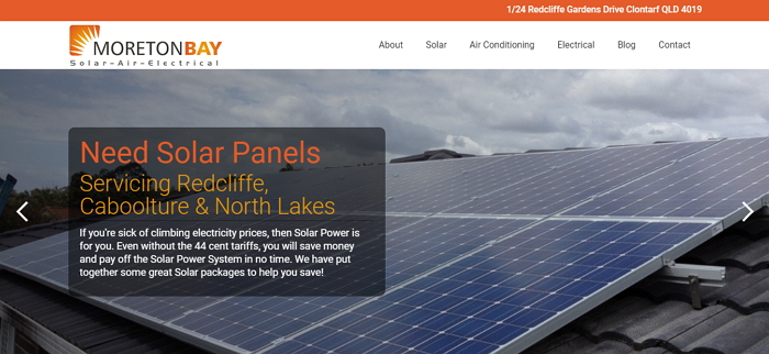 Moreton Bay Solar Air Electrical