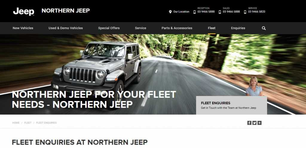 Best Jeep Dealers in Melbourne