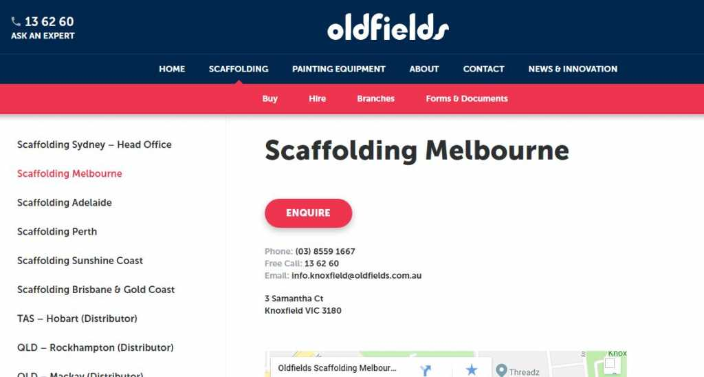 Best Scaffolders in Melbourne