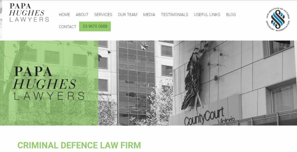 Best Criminal Lawyers in Melbourne