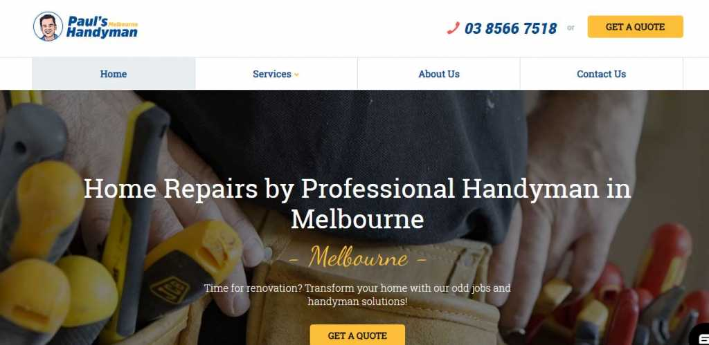 Best Handymen in Melbourne