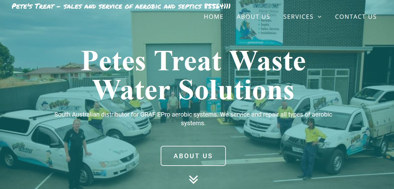 Pete's Treat Waste Water Solutions