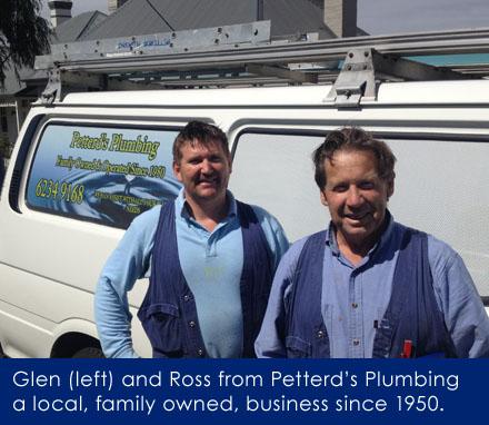 Petterd's Plumbing