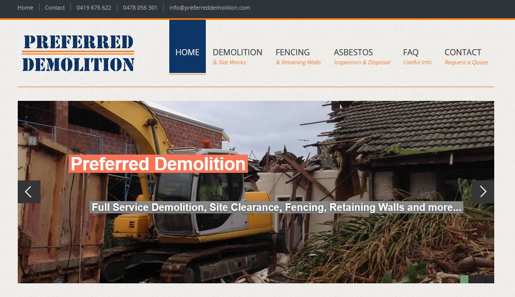 Preferred Demolition