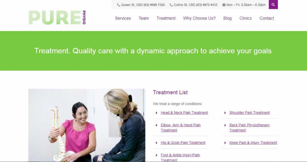 Best Physiotherapists in Melbourne
