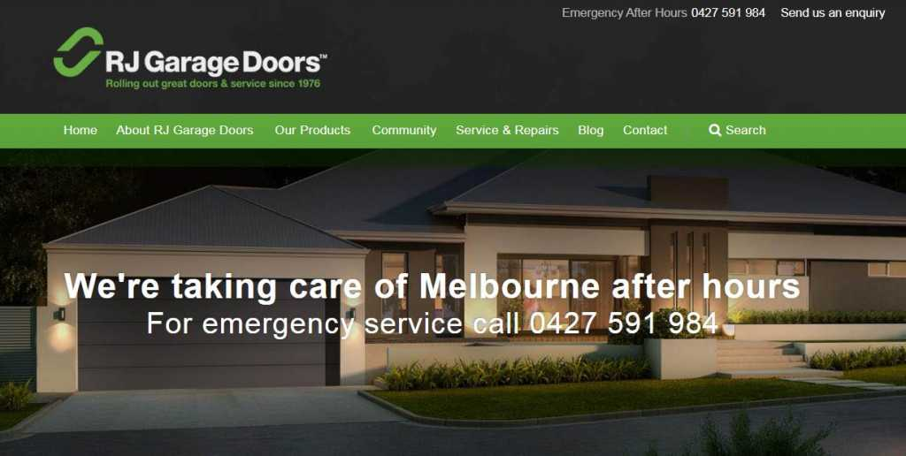 Best Garage door Repairs in Melbourne