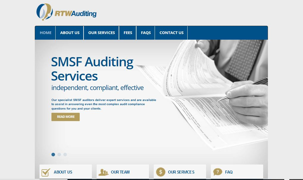 RTW Auditing
