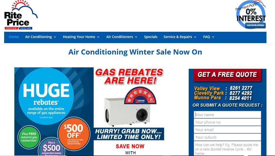 Rite Price Heating & Cooling