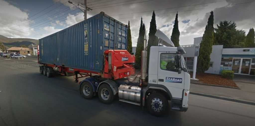 SeaRoad Logistics