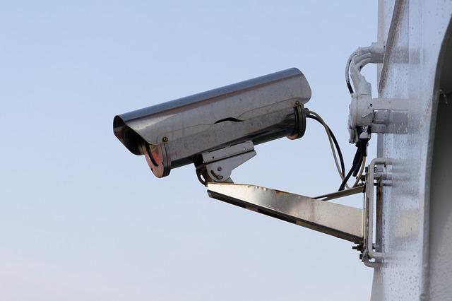 Security Camera. Source: Pixabay