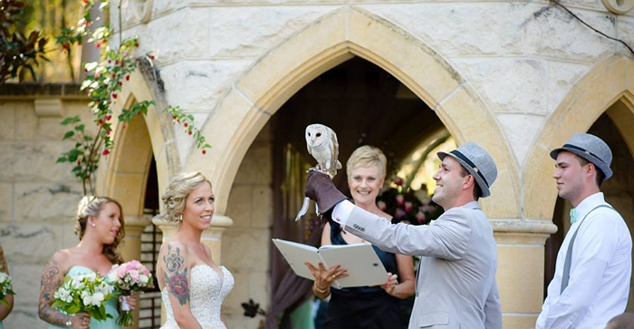 Shauna Rowe Wedding Celebrant