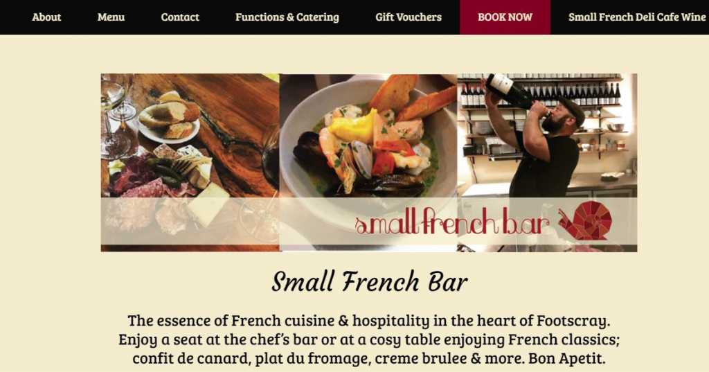 Best French Cuisine in Melbourne
