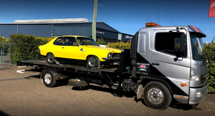 South Brisbane Towing Service