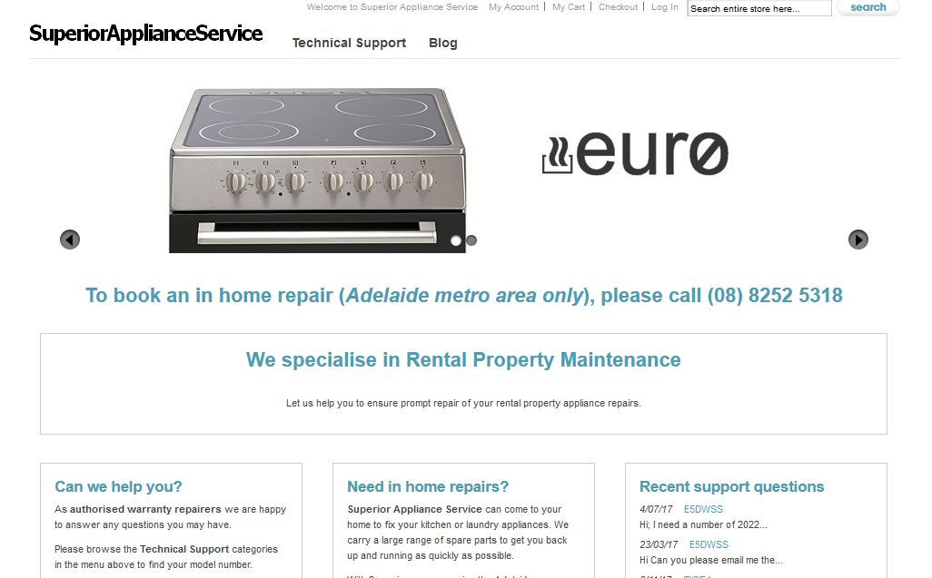 Superior Appliance Service