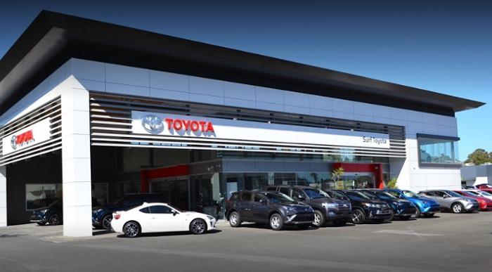 Surf Toyota
