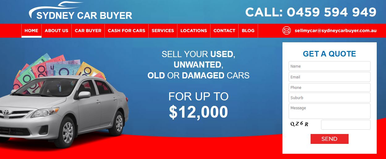 Sydney Car Buyer
