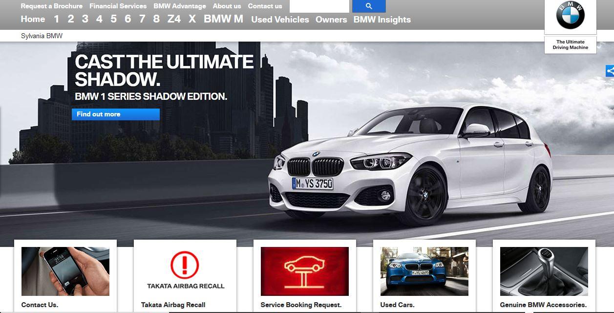 Sylvania BMW