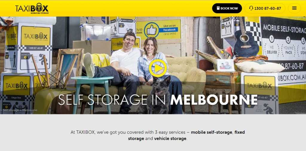 Best Self Storages in Melbourne