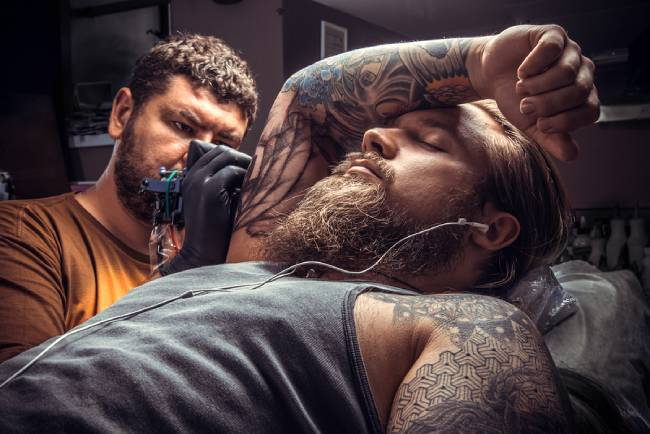 Best Tattoo Shops in Newcastle