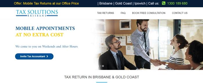 Tax Solutions Brisbane