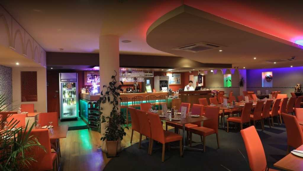 The Saffron Indian Restaurant