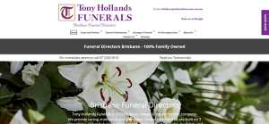 Tony Hollands Funerals