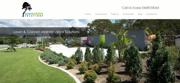 Total Garden Solutions