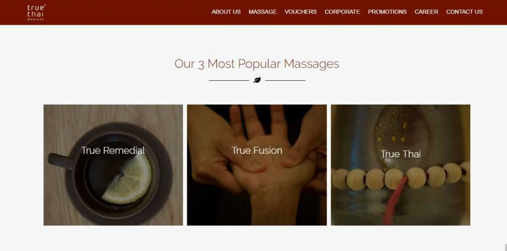 Best Thai Massage Places in Melbourne