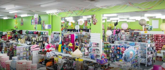 Unique Party Shop