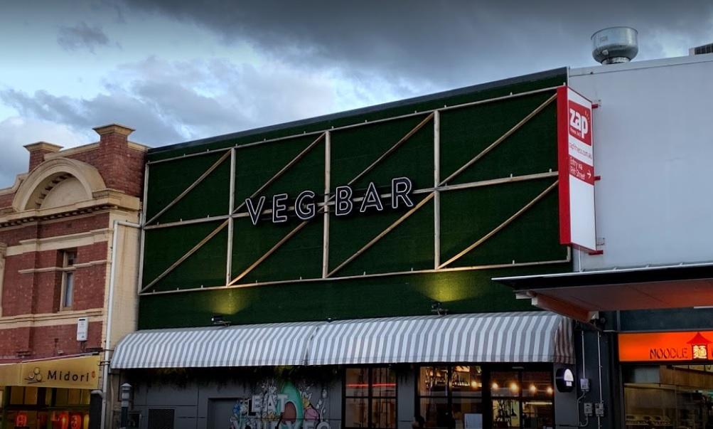 Veg Bar